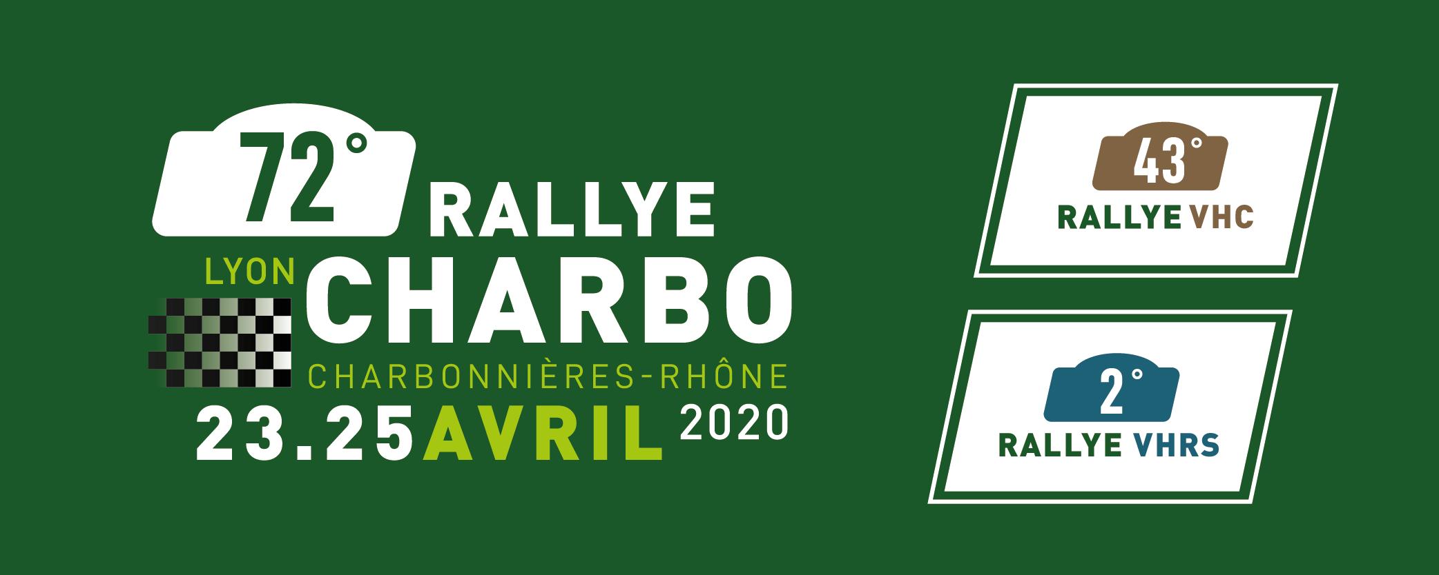 Rallye Lyon-Charbonnières-Rhône